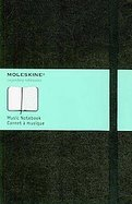Details for Moleskine Music Notebook Large